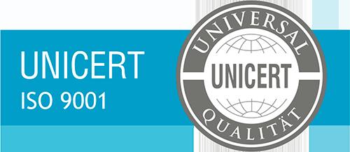 UNICERT ISO 9001