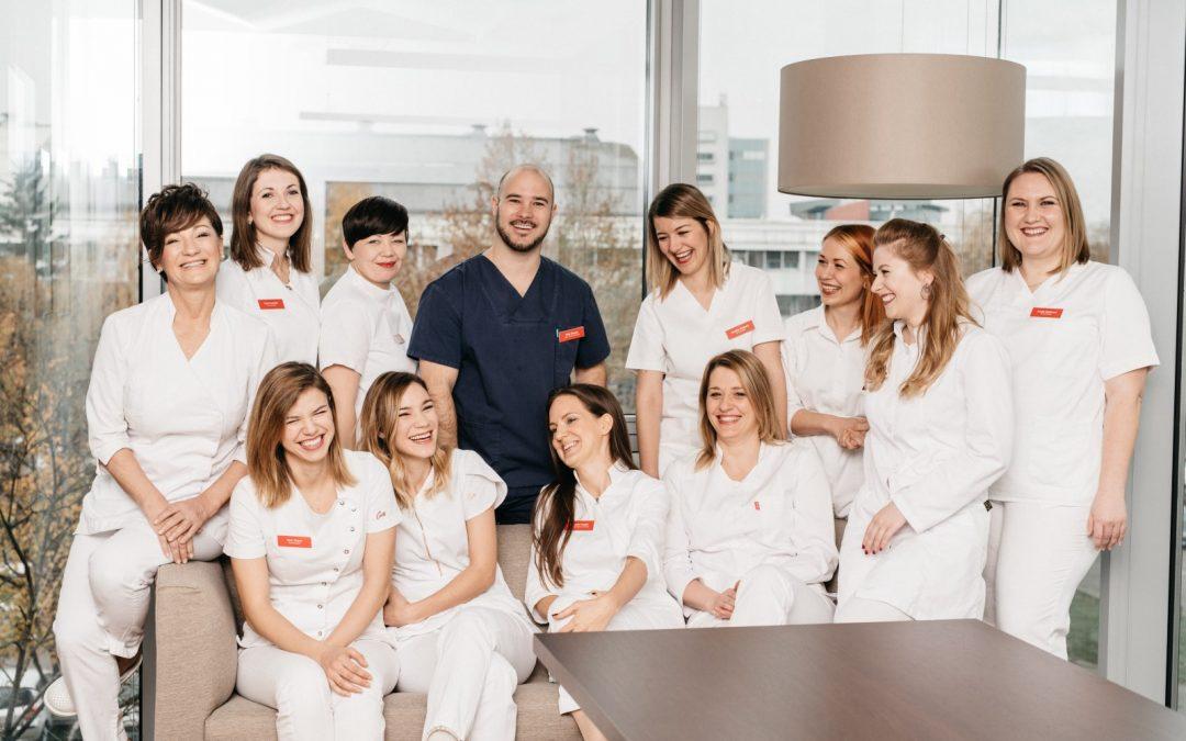 Posjetite Štimac centar dentalne medicine u St. Gallenu!