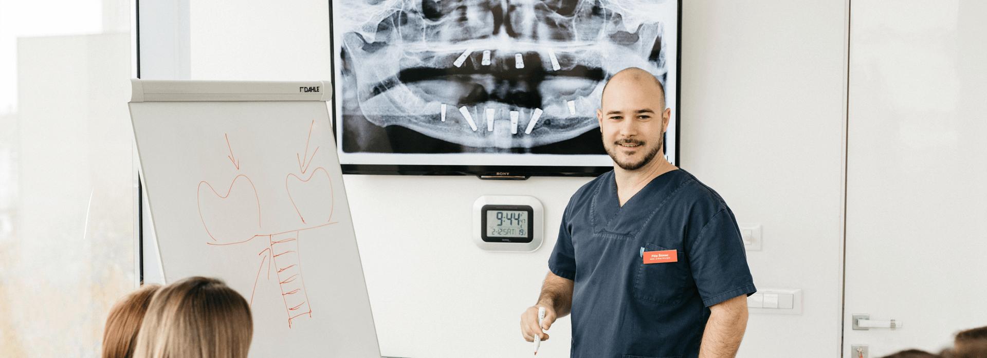 Zubni implantati inozemni pacijenti - Stomatološka poliklinika
