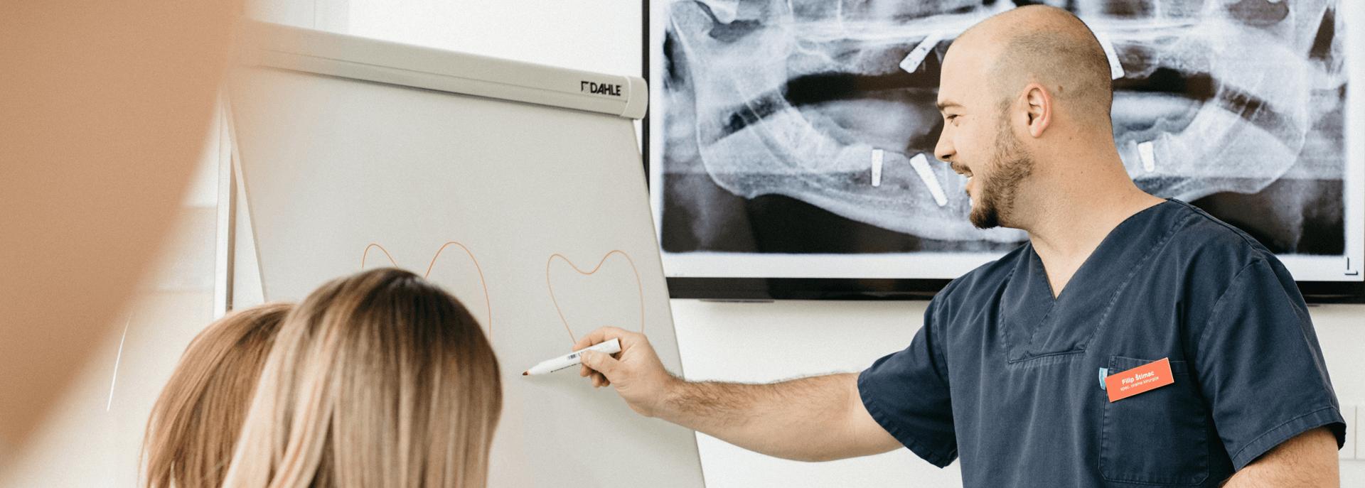 Sinus lift - Ugradnja umjetne kosti | Poliklinika Štimac