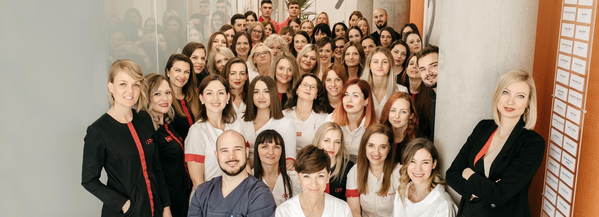 O nama - Saznajte tko smo   Štimac Centar dentalne medicine