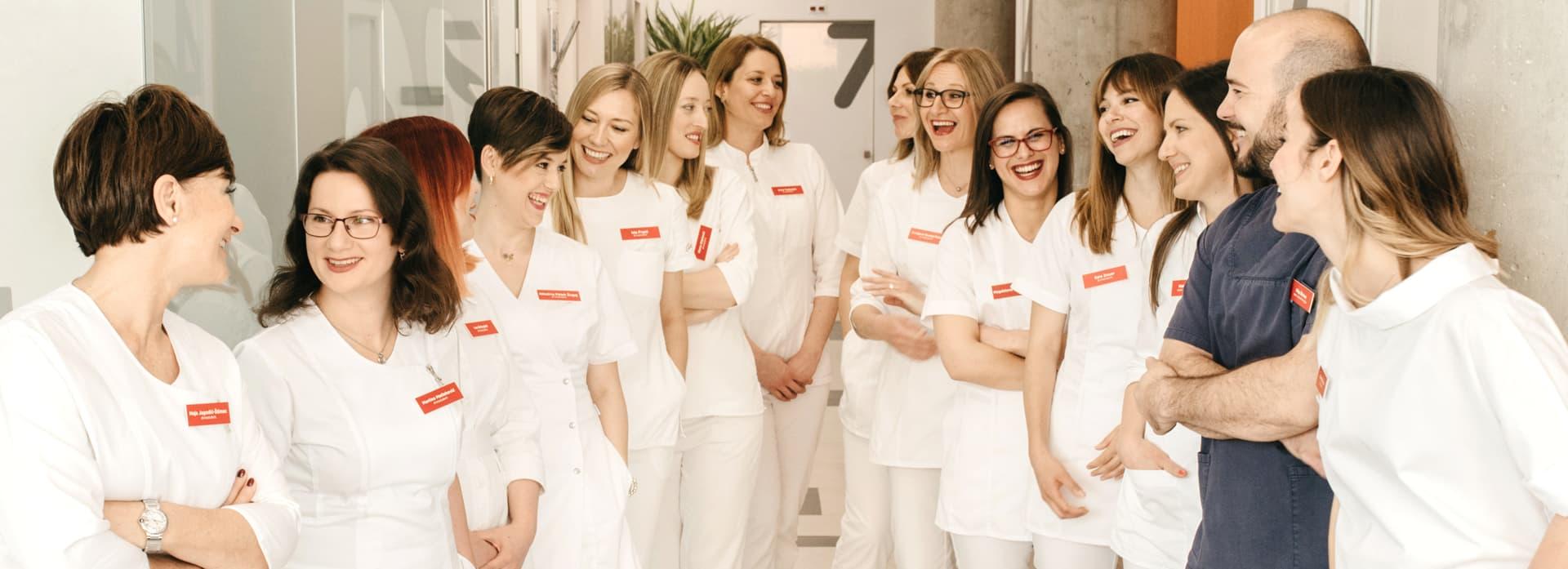 Naš stručni tim | Štimac Centar dentalne medicine