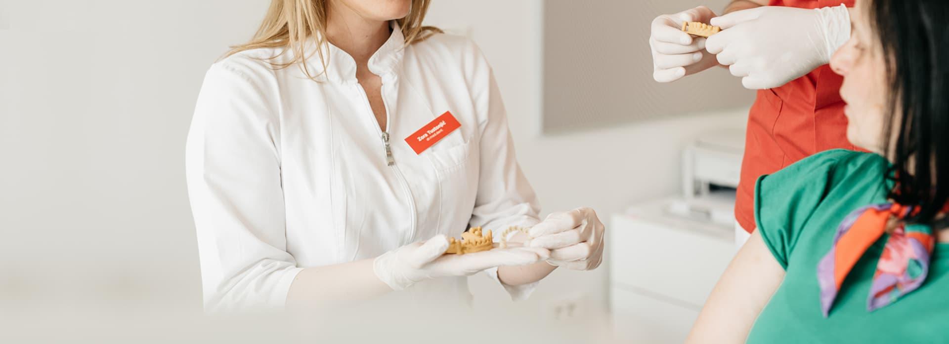 Zubna proteza | Zubna protetika | Štimac Centar dentalne medicine