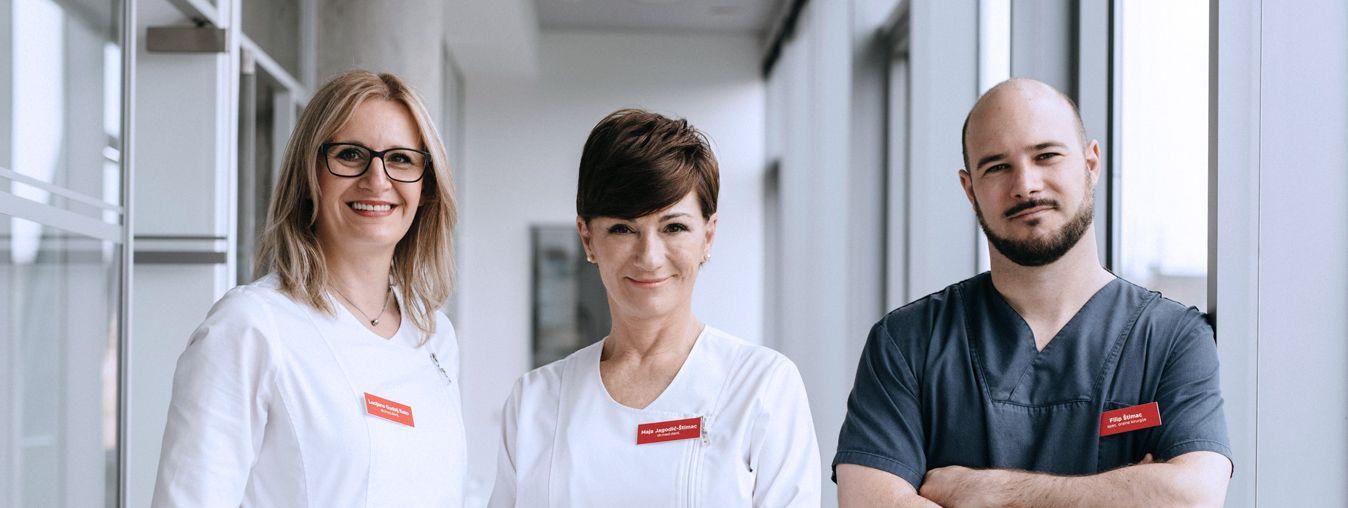 Tim dijagnostičara Štimac centra